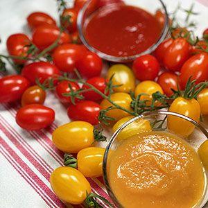 シチリアダッテリーニトマトソース