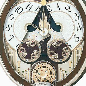 からくり・メロディ時計