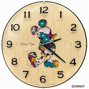 キャラクター時計