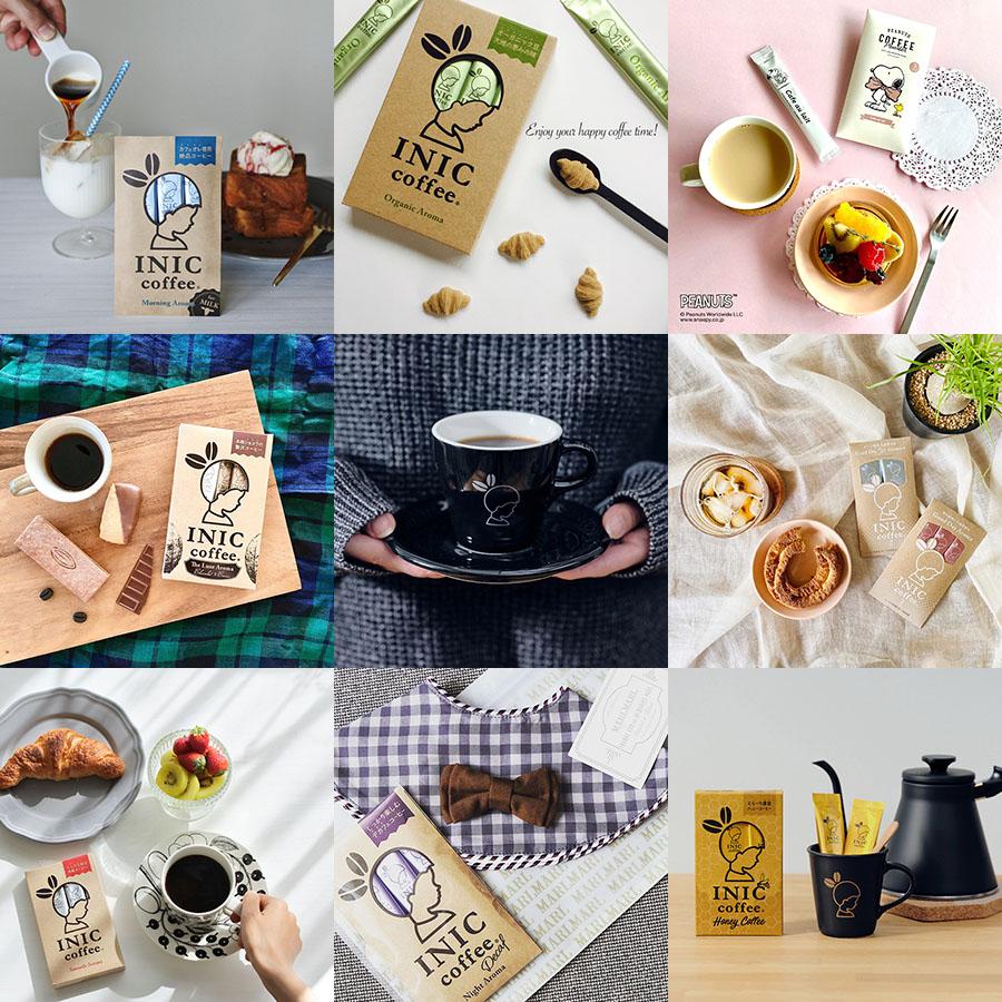 INIC coffeeイメージ画像
