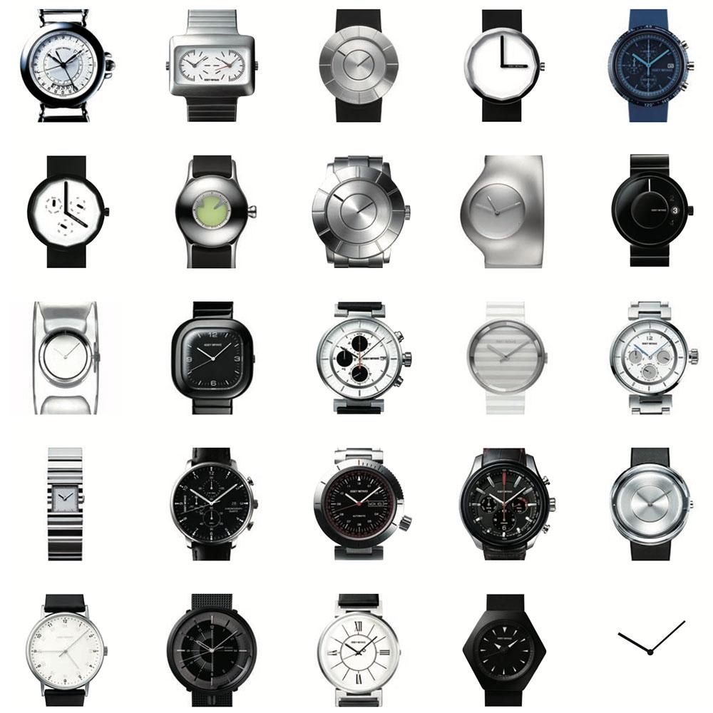 イッセイミヤケ時計イメージ画像