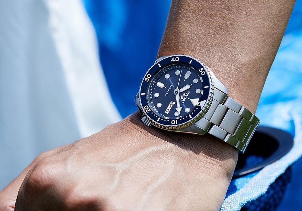 セイコー5スポーツ腕時計の選び方