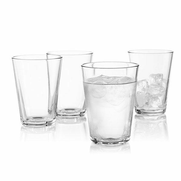 エバソロ evasolo 耐熱グラス ハイボールグラス タンブラー 4個セットボックス入り 567438 【正規品】