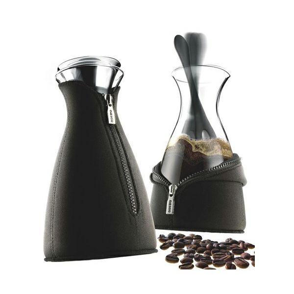 エバソロ evasolo カフェソロ コーヒーメーカー Lサイズ 1.0L ブラック 567667 【正規品】