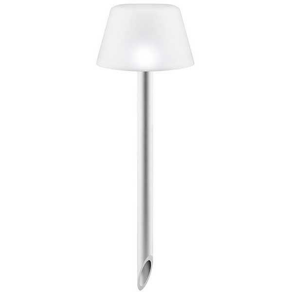エバソロ evasolo LEDソーラーガーデンライト ランプ サンライト スパイク 571338 【正規品】