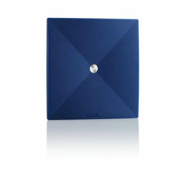 エバソロ evasolo コースター 4枚セット ブルー 530823 【正規品】