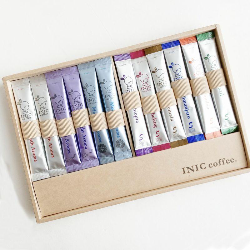 INIC coffee 【グランドギフトセット】 アソート ギフトボックス イニックコーヒー 正規品